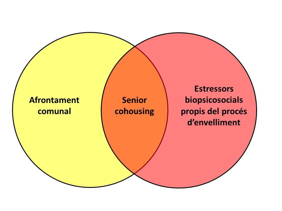 El papel del afrontamiento comunal en la formación de las relaciones interpersonales en el senior cohousing