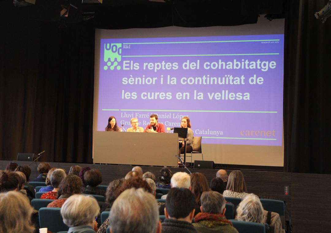 Proyecto de relatoría y publicación en torno a la organización de los cuidados en una iniciativa de senior cohousing
